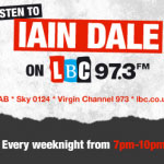 Iain Dale - Contrarian Prize